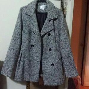 Xhilaration Jackets & Coats - Peacoat